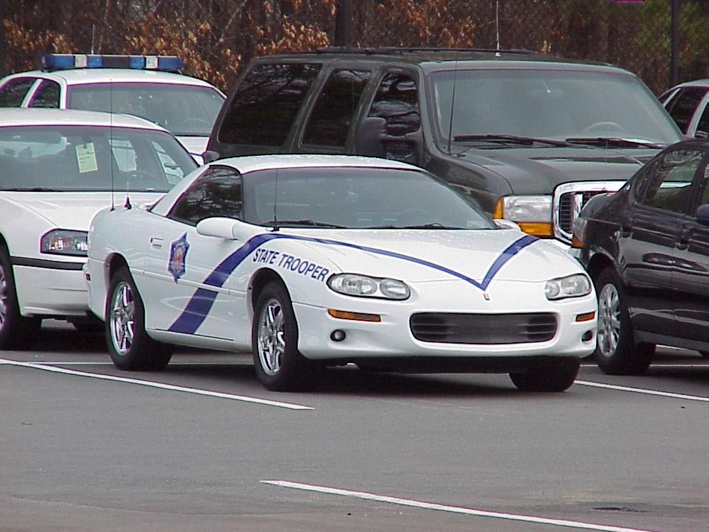 Anyone Who Buys Cop Car