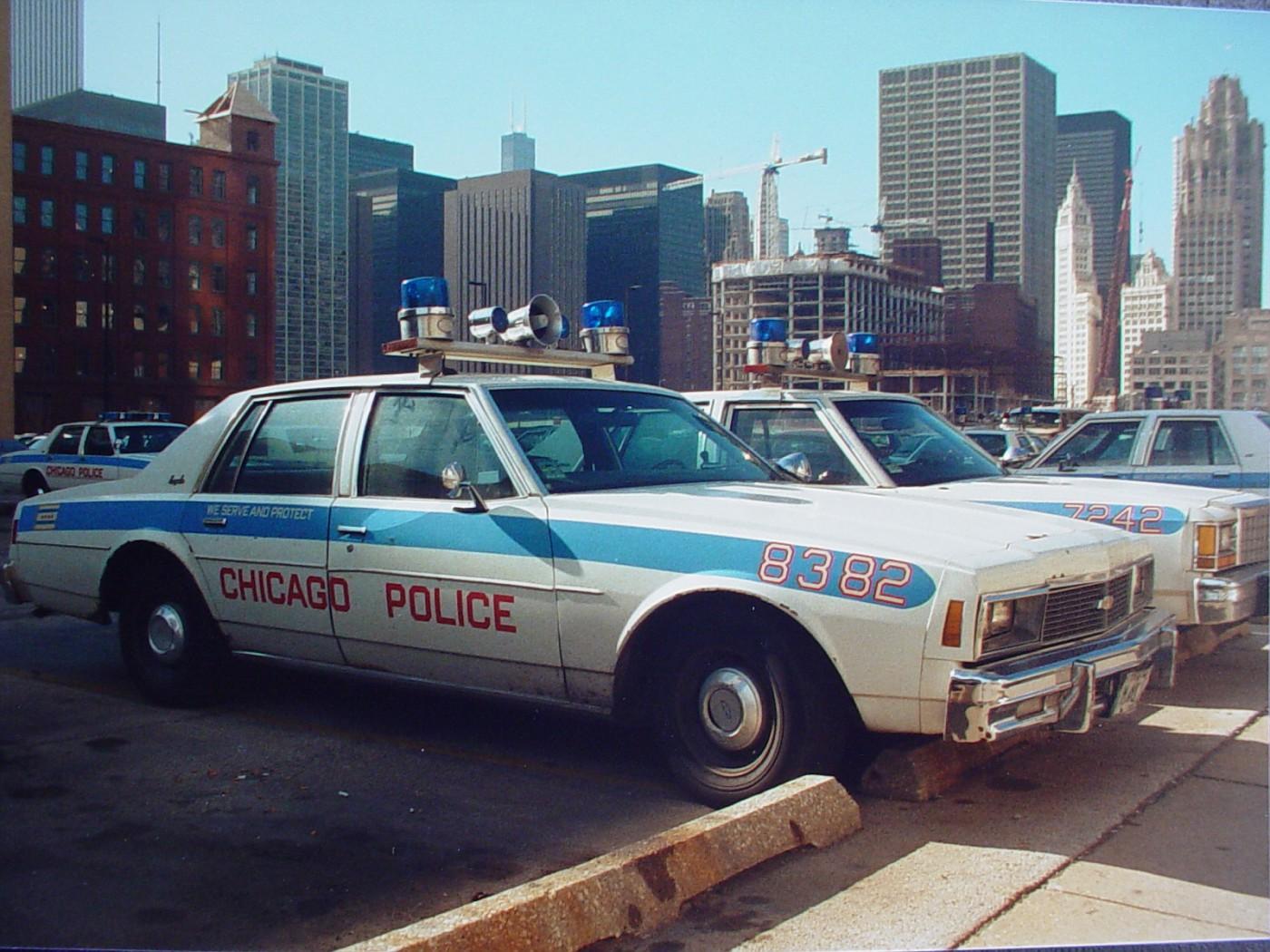 Photo 1979 Chevy Impala Chicago Police Vehicles 1975