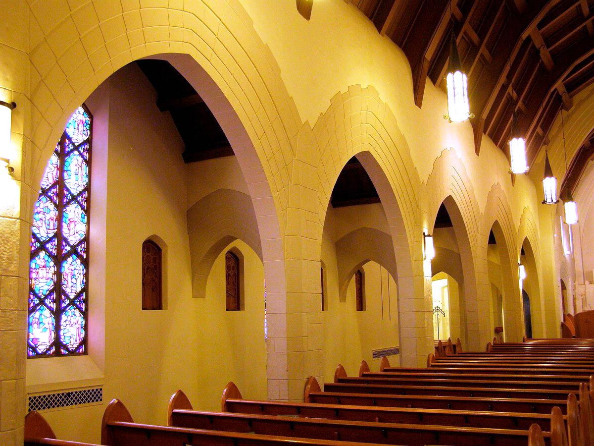 COLLINSVILLE - ST PATRICK'S CHURCH - 12