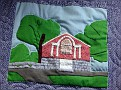 HARWINTON - HARWINTON LIBRARY - 250th ANNIVERSARY QUILT 05