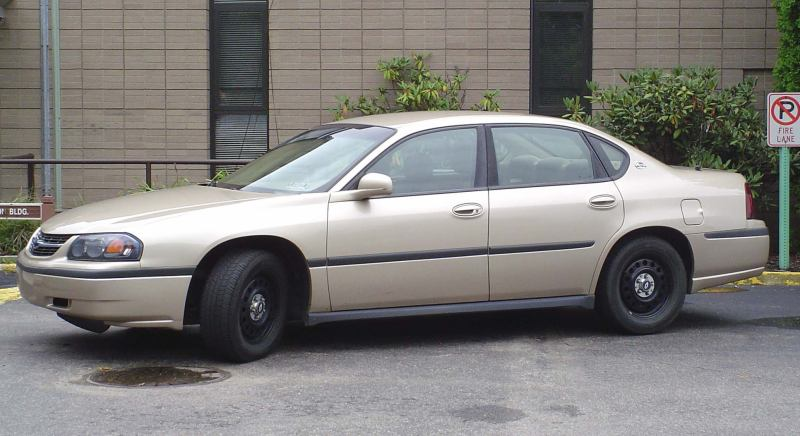 Paon Ford Crown Victoria Police Interceptor Unmarked