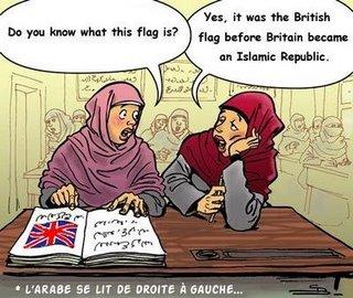 islamic conquest of Britain
