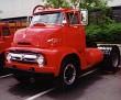 1956 Ford COE in Minnesota