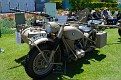 1943 BMW R75 with sidecar owned by Gerhard and Rosemarie Schnuner