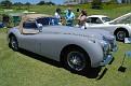 1953 Jaguar XK 120 OTS owned by El and Lori Hathaway