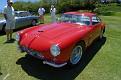 1956 Maserati A6 G2000 Zagato coupe owned by David and Ginny Sydorick