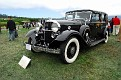 1932 Lincoln KB Judkins Berline front exterior view