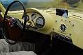 1953 Fiat Stanguellini Bertone Berlinetta interior view