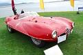 1952 Alfa Romeo C52 Disco Volante Touring Spider front exterior view