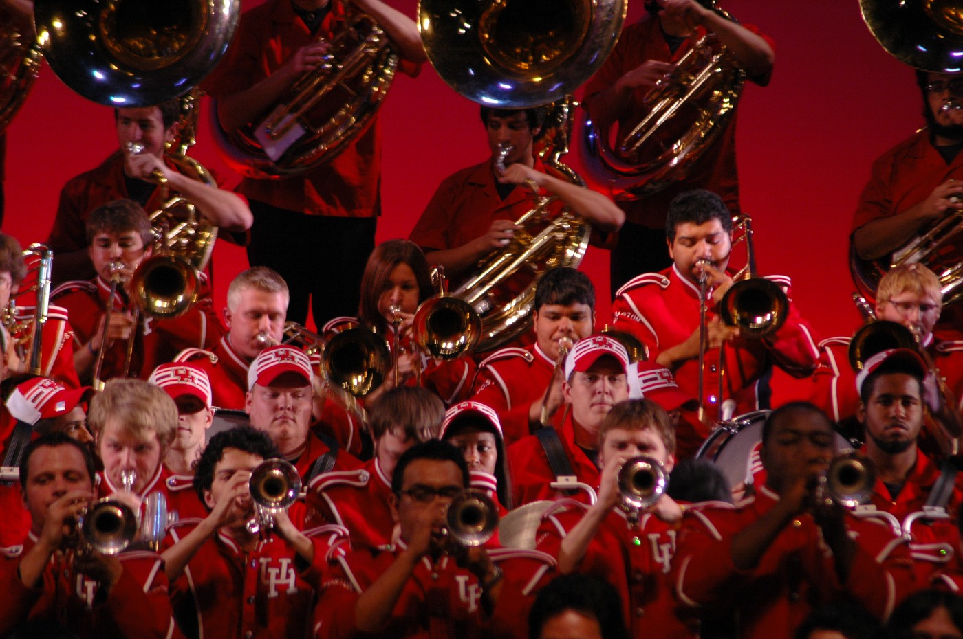 UH Spirit on Stage 20081121 0024