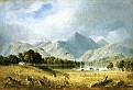 A Sketch of Derwentwater [1855]