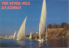Egypt - NILE RIVER NS