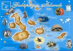 Ecuador - Galapagos (World's First Unesco WHSite)