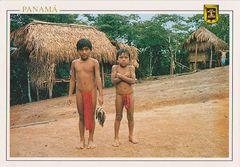 Panama - Darien Boys PE