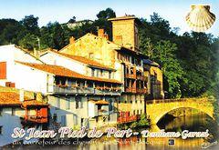 France - Saint Jacques Pilgrimage NT