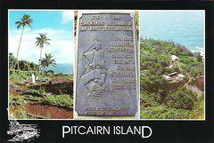Pitcairn - Bounty Graveyard