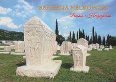 Bosnia & Herzegovina - Radimlja Necropolis