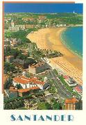 39 - CANTABRIA - Santander - Playa del Sardinero