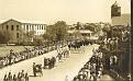 Funérailles du Président Dumarsais Estimé -  Place de la Cathédrale de Port-au-Prince. 2 Août 1953.