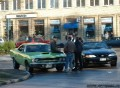 Plymouth Roadrunner -70 + Ford Mustang -98