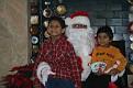 Cookies with Santa