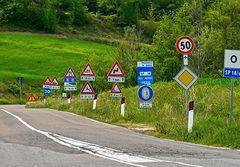 Interessanti itinerari in bicicletta