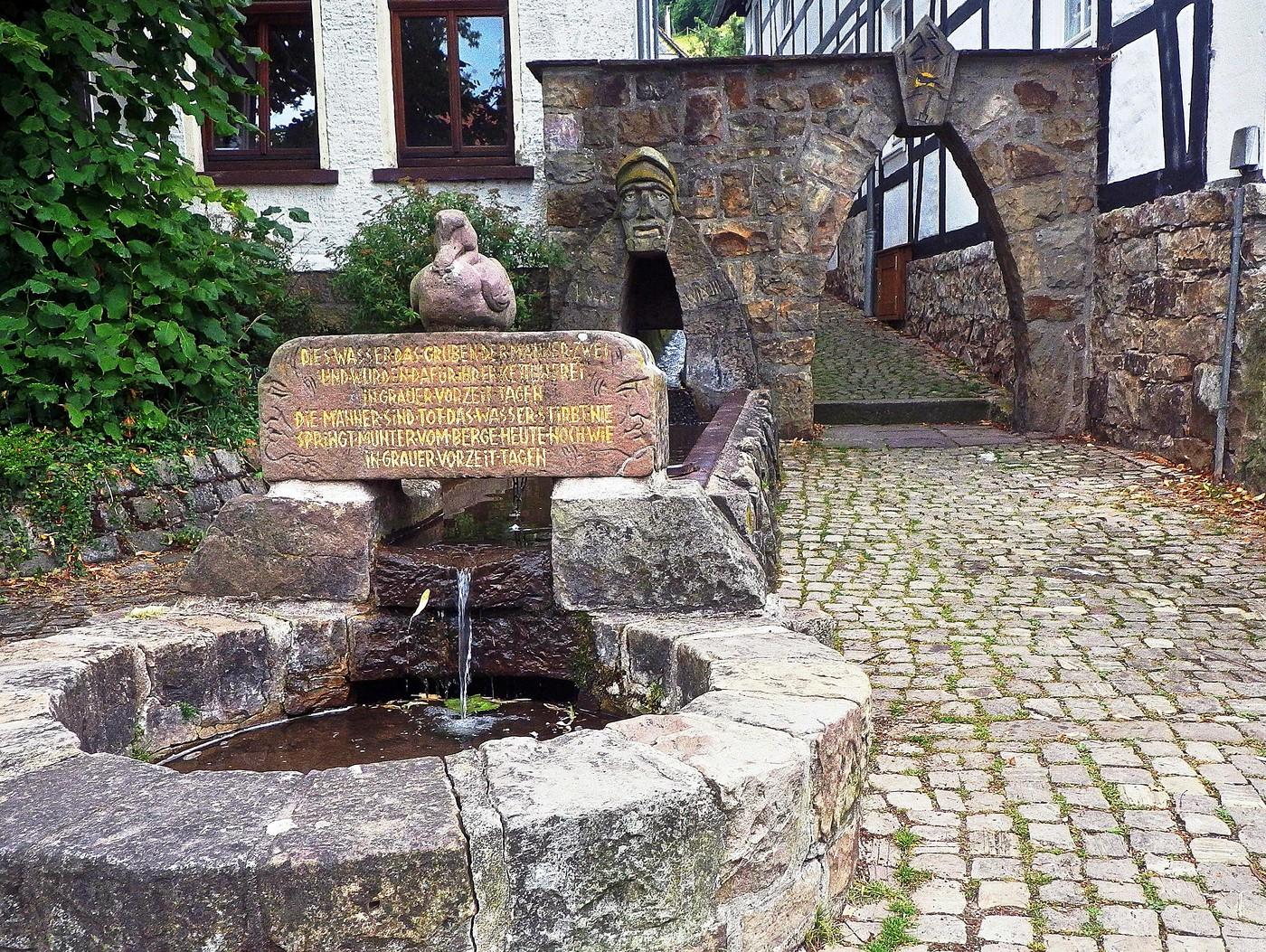 Volkwinbrunnen