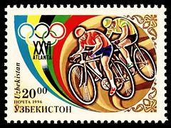 XXVI Olympic Games 1996 in Atlanta