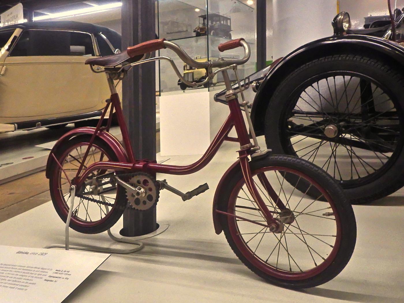 Faltrad Göricke, 1929