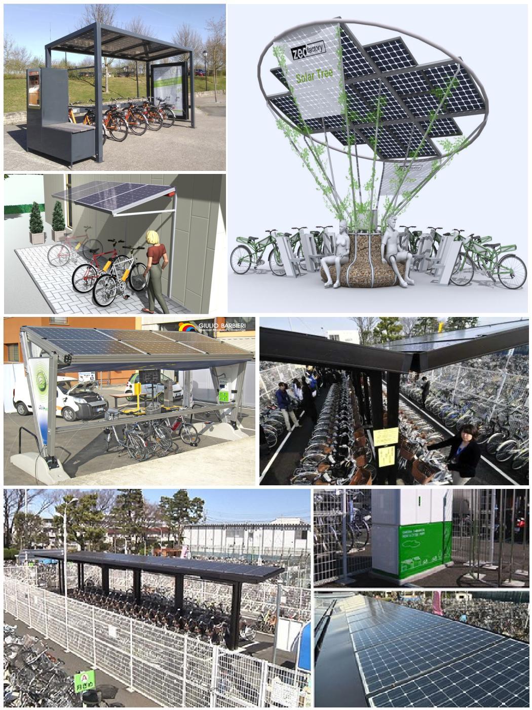 e-bike charging-stations