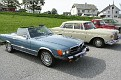 1975 Mercedes Benz 450 SL, Owner Hildegunn B Johnsen  & Rune M Røen IMG 9225