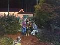 Gail and E. Ray Austin at Helen, GA