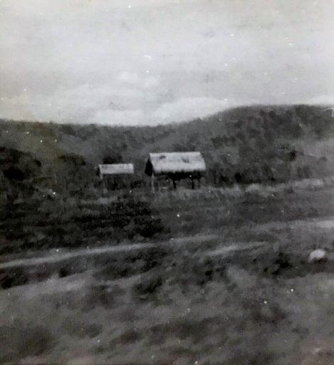 43-Montagnard village, Vietnam, location unknown