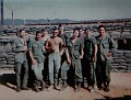 I believe this was at the ARVN compound at TAN CAHN outside the new Operations Bunker, 1969.