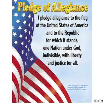 an analysis of my pledge to america John fitzgerald kennedy, inaugural address (20 january 1961) [1] vice president johnson, mr speaker, mr chief justice, president eisenhower, vice president nixon, president truman, reverend clergy, fellow citizens.