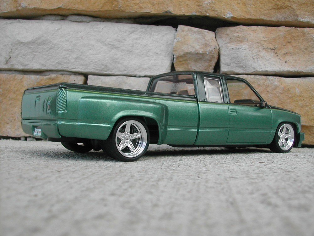 Amt Chevy Dually Under Glass Model Cars Magazine Forum