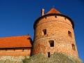 Thursday Sept 17-09 / Exploring Trakai Castle in Lithuania.