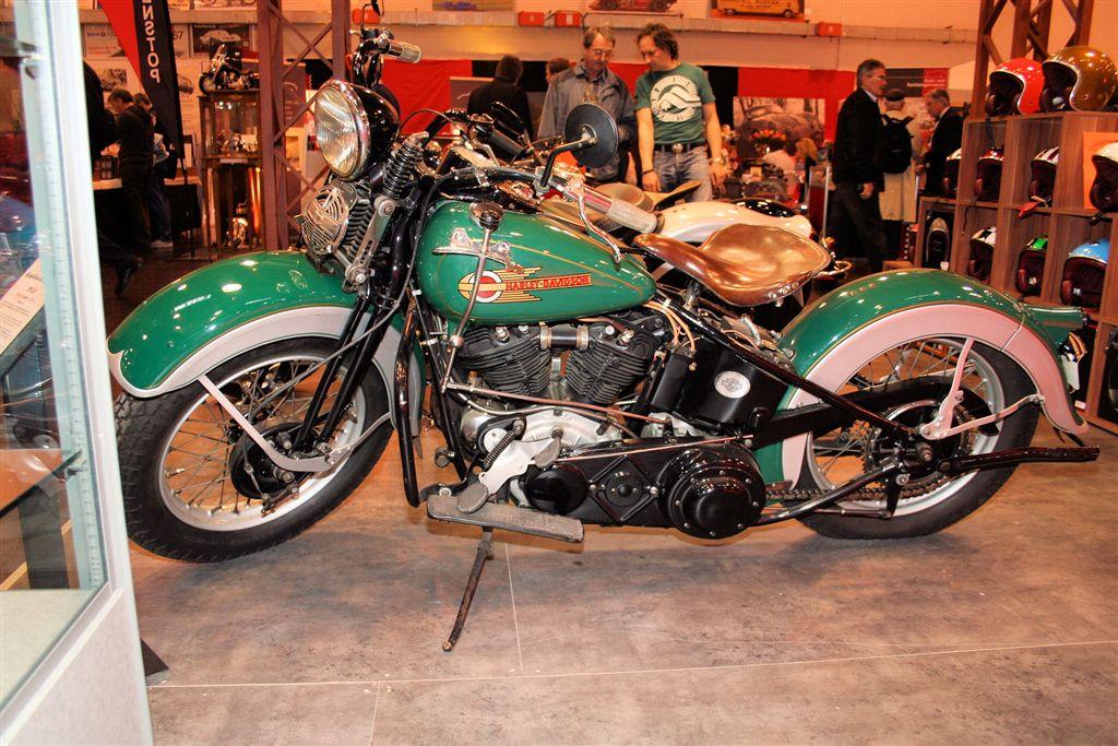 1936 Harley Davidson EL 01