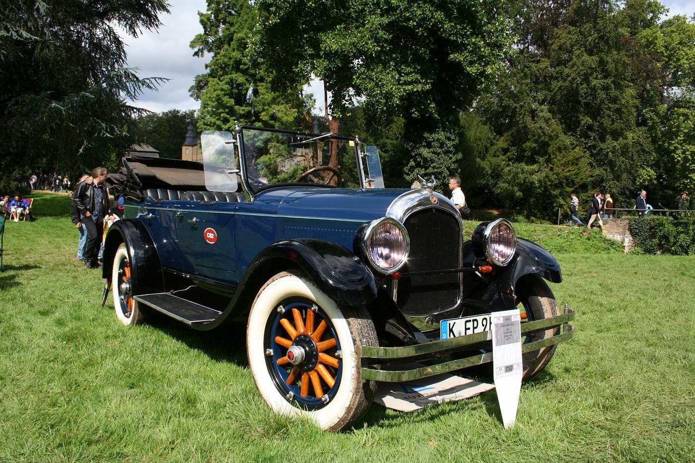 1925 Chrysler Six B70