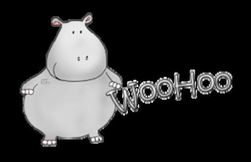 WooHoo - CuteHippo2018