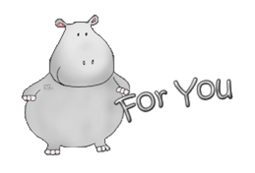 For You - CuteHippo2018