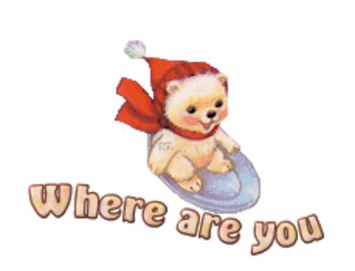 Where are you - WinterSlides