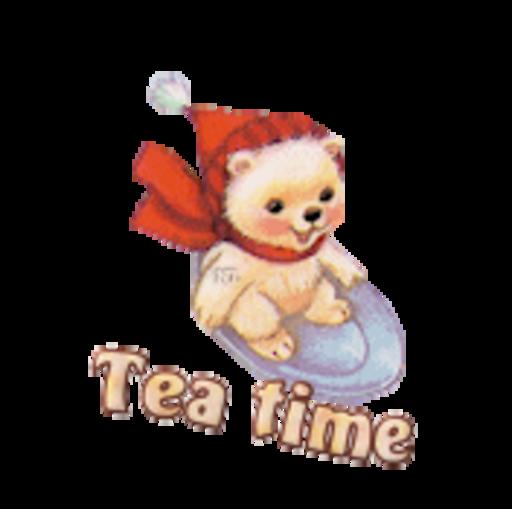 Tea time - WinterSlides