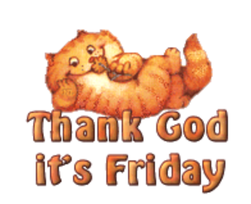 Thank God it's Friday - SpringKitty