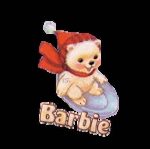 Barbie - WinterSlides
