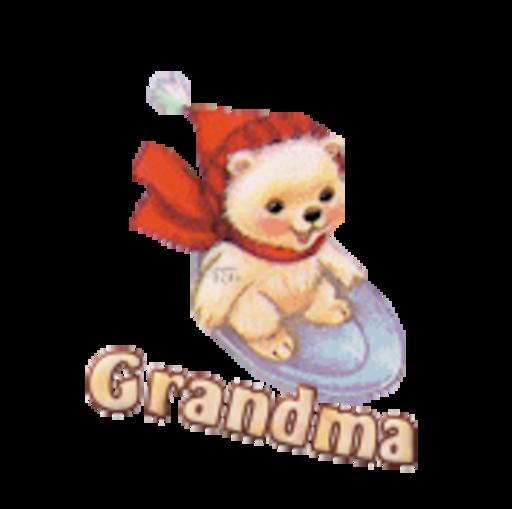 Grandma - WinterSlides