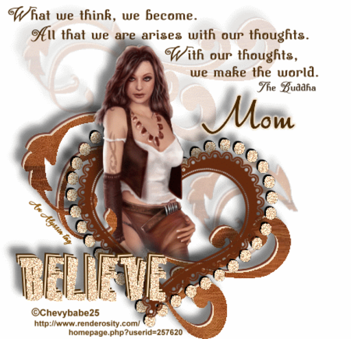 Mom Believe Chevyb Alyssia