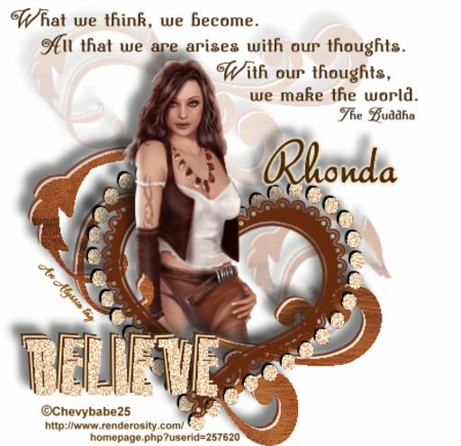 Rhonda Believe Chevyb Alyssia