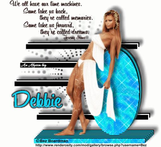 Debbie TimeMach BezB Alyssia