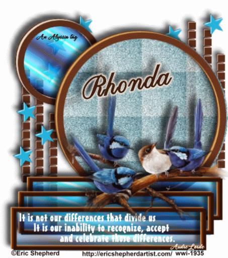 Rhonda Accept EricShep Alyssia